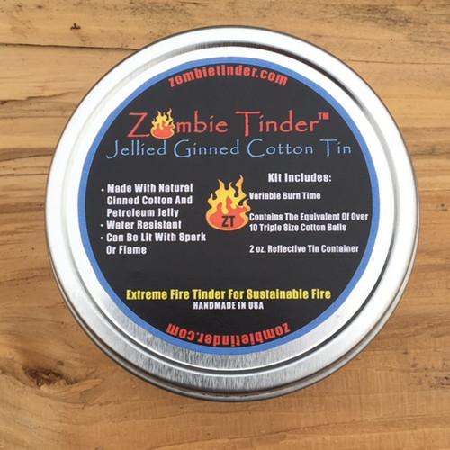 Jellied Ginned Cotton Tin