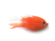 Kokanee Trolling Fly - Hot Orange