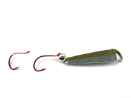 God's Tooth - Kokanee Trolling Rig - 50/50 Gold