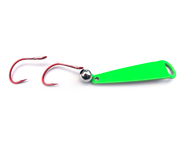 God's Tooth - Kokanee Trolling Rig - Green Top