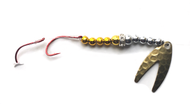 Reli Lures - Diamond Flash Spinner TM - 50/50 Bronze