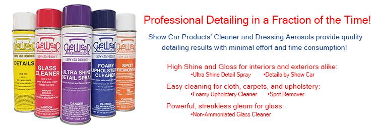 Shinerz ShowCar Products Inc