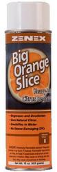 Zenex Big Orange Slice Heavy Duty Citrus Degreaser
