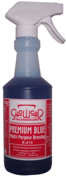 Show Car Product's Premium Blue Dressing