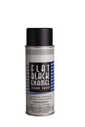 HTI Flat Black Enamel 1810