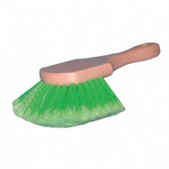 Magnolia's Model 42 Green Flagged Plastic Brush with an eight inch high-tensile strength Foam Plastic Block, the filling material having a trim length of two inches.