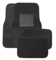 Hi-Tech 9203 Charcoal 4 piece Floor Mats