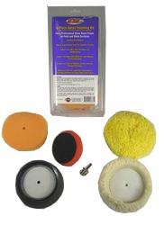Hi-Tech 6 Piece Mini Polishing Kit