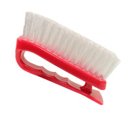 "Hi-Tech 835N Deluxe Iron Brush 6"" Red with white fill"
