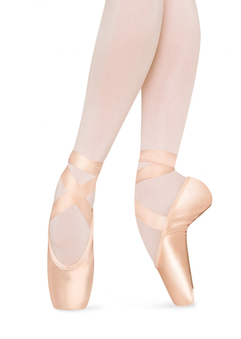 4f934a2e7 Bloch Synergy Pointe Shoe - Discounted Dance Supplies