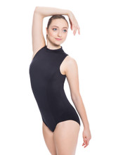 Mock Neck Leotard- Limited Edition
