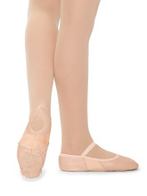 Revolution classic pink stretch ballet slipper style 150