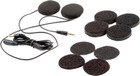 Uclear Pulse Plus Wired Drop In Helmet Speakers With In-Line Controller 11031