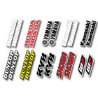 Factory Effex Universal Fork/Swing Arm Stickers for Honda / Red