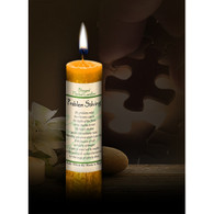 Blessed Herbal Problem Solving Candle