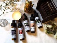 Feng Shui Essential Oil Blend Set