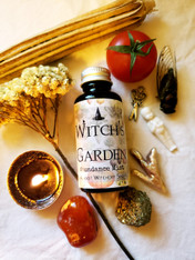 Witch's Garden, Botanical Ritual Essences for Abundance