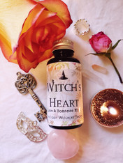 Witch's Heart, Botanical Ritual Essences for Love and Romance