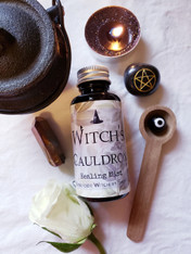 Witch's Cauldron, Botanical Ritual Essences for Healing