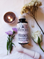 Witch's Hedge, Botanical Ritual Essences for Protection
