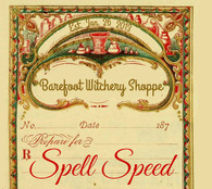 Spell Speed Oil Collection