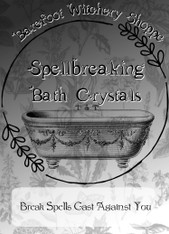 Spellbreaking Bath Crystals