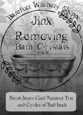 Jinx Removing Bath Crystals