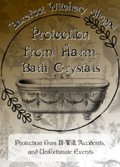 Protection from Harm Bath Crystals
