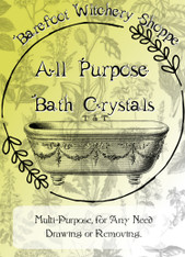 All Purpose Bath Crystals