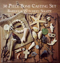 30 Piece Bone Casting Set