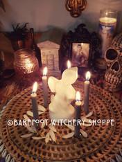 Haint Be Gone, Espanta Muerta, Exorcism Service