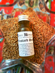 Mustard Seed, Bible Conjure Oil