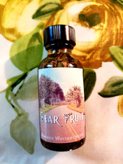 Bear Fruit oil, Manifestation, Abundance, Law of Attraction, Motivation, Energy, Will