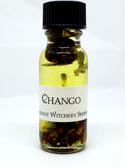 Chango Oil, for Justice, Protection, Prosperity, Luck, Help In Hard Times