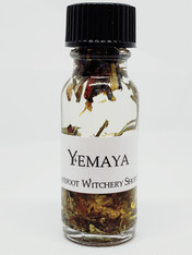 Yemaya Oil, for Yemaya, Comfort, Security, Finances  & Job, Children, Fertility, Dream Magick