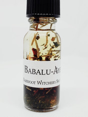 Babalu-Aye Oil, Compassion, Mercy, Healing, Life & Death