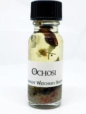 Ochosi Oil, Warrior Spirit, Help with Legal Issues, Justice, Protector of Animals