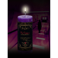 The Conjurer Limited Edition Candle from Dorothy Morrison's Wicked Witch Halloween Line.