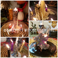 Home Run Rootwork Package, 4 Separate Candle Services