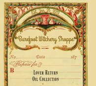 Lover Return Oil Collection