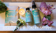 Kintsugi Trio - Ritual Oil, Intention Mist, and Spiritual Bath Crystals