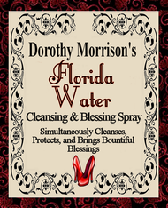 Dorothy Morrison's Florida Water Spray Mist, Special Edition