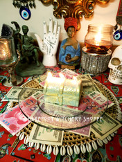 Unexpected Wealth Candle Service for Abundance and Prosperity