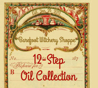 12 Step Oil Collection - for Sobriety and Overcoming Addictions