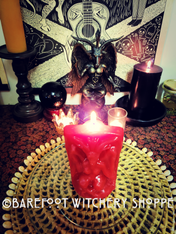 Baphomet Working for Love, Passion, Indulgence, Live Deliciously