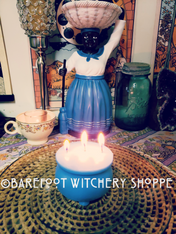 Light Blue Cauldron Working, Peace, Harmony, Calming Stress