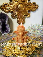 Ganesha Rootwork Service. Road Opening, Blockbuster, Success, Wisdom, Strength