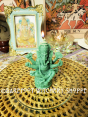 Ganesha Rootwork Service for Wealth, Prosperity and Abundance
