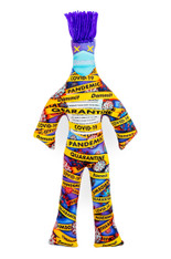 Limited Edition Pandemic Dammit Doll