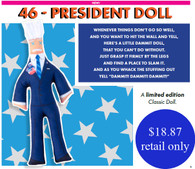 Limited Edition 46 - President Dammit Dall